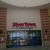 Photo taken at RiverTown Crossings Mall by Jacob D. on 8/23/2013