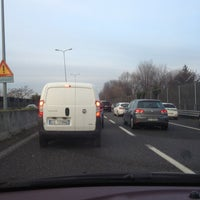 Photo taken at SS 35 Superstrada Milano-Meda by Tommaso S. on 2/27/2013