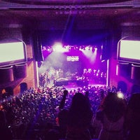 Photo taken at The Howard Theatre by Chris S. on 9/29/2013