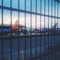 Photo taken at Baltimore / Washington International Thurgood Marshall Airport (BWI) by Chris S. on 9/9/2013