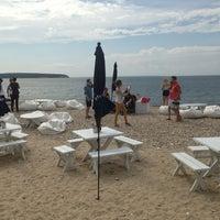Photo taken at Navy Beach Restaurant by Maritza S. on 7/23/2013