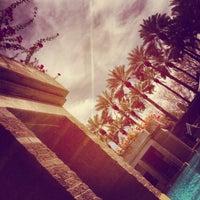 Photo taken at Hyatt Regency Scottsdale Resort and Spa at Gainey Ranch by Maritza S. on 1/19/2014