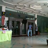 Photo taken at IIUM Darul Hikmah Library by Duwe K. on 4/3/2013