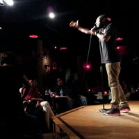 Photo taken at Comedy Union by T Dot H. on 6/14/2013