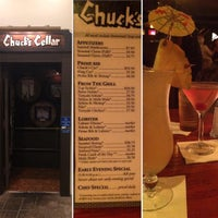 Photo taken at Chuck's Cellar by Amos W. on 9/21/2016