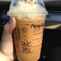 Photo taken at Starbucks by Amanda Z. on 9/2/2013