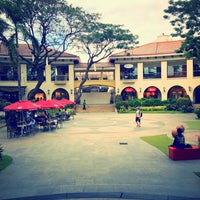 Photo taken at Alabang Town Center by Catherine B. on 2/7/2013