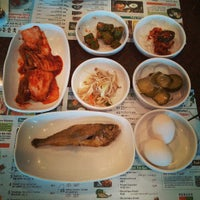 Photo taken at BCD Tofu House by del on 7/15/2013