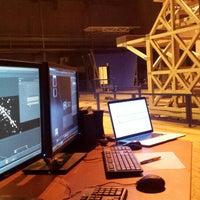 Photo taken at Centrum Technologii Audiowizualnych by Марго К. on 11/16/2015