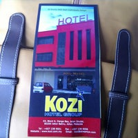 Photo taken at Kozi Hotels by Agitoko Y. on 4/19/2013