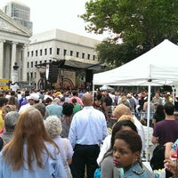 Photo taken at Lafayette Square by Uday M. on 5/22/2013
