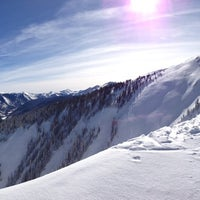 Photo taken at Aspen Highlands by Luke J. on 4/6/2013