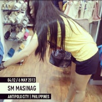 Photo taken at SM Department Store by Aiee S. on 5/5/2013