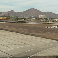 Photo taken at Terminal 3 by Rich D. on 3/15/2013