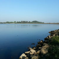 Photo taken at Kranji Reservoir Park by John W. on 2/15/2014