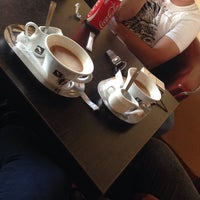 Photo taken at Delicia Caffe by Irinaa O. on 5/25/2016