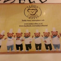 Photo taken at Teddy Coffee by Debby D. on 11/26/2012