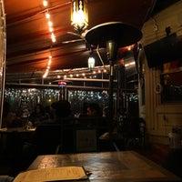 Photo taken at Aloosh Hookah Bar Restaurant by 'LazBoy ✔ (Mahmut Celal) on 11/21/2015
