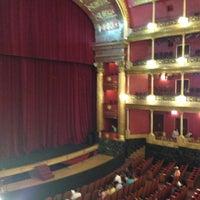 Photo taken at Teatro Degollado by Chava F. on 6/6/2013
