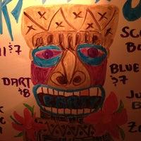 Photo taken at Saint Bar & Lounge by Nicholas J. on 5/8/2013