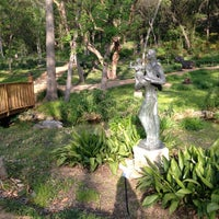 Photo taken at Umlauf Sculpture Garden by Constanze K. on 3/22/2013