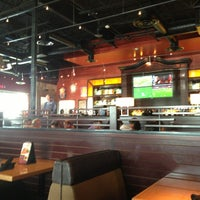 Photo taken at BJ's Restaurant and Brewhouse by Alejandra R. on 5/18/2013
