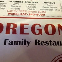 Photo taken at Oregon Diner by Jessica R. on 11/10/2012
