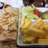 Photo taken at Sıla Cafe by Yasemin G. on 2/8/2013
