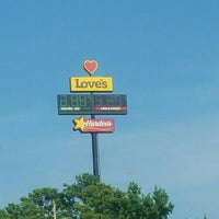 Photo taken at Love's Travel Stop by Trucker4Harvick . on 8/15/2015