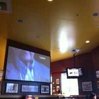 Photo taken at Buffalo Wild Wings by Aileen L. on 4/20/2013