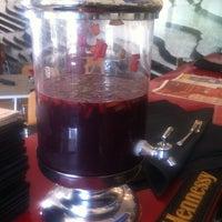 Photo taken at Saba Cafe by Olivia A. on 2/8/2013