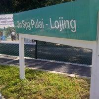 Photo taken at Petronas Jln Spg Pulai - Lojing by Faez A. on 2/10/2013