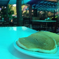 Photo taken at Timber House Resort Krabi by John J. on 1/28/2014