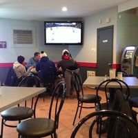 Photo taken at Momesso by Denis L. on 1/25/2014