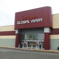 Photo taken at Li Ming's Global Mart by Taku 目. on 11/27/2012