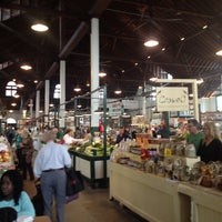 Photo taken at Central Market House by Colleen R. on 10/19/2013