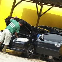 Photo taken at Istana Steam Car Wash by Faisal F. on 1/12/2014