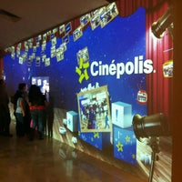 Photo taken at Cinépolis by Gabriel L. on 4/13/2013