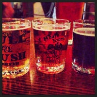 Photo taken at Bull & Bush Pub And Brewery by Jenne B. on 7/24/2013