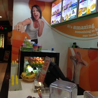 Photo taken at Boost Juice Bars by Zikry K. on 4/23/2013