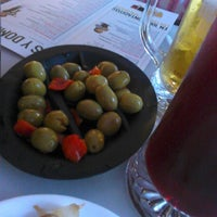 Photo taken at 100 Montaditos by Mowis A. on 7/3/2013