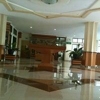 Photo taken at SMA Muhammadiyah 1 Yogyakarta by Syahid F. on 2/15/2013
