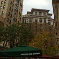 Photo taken at Starbucks by Isaac N. on 10/11/2013