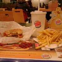 Photo taken at Burger King by Кристина И. on 3/28/2013