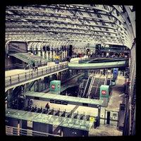 Photo taken at Stazione Torino Porta Susa by Antonello B. on 5/15/2013