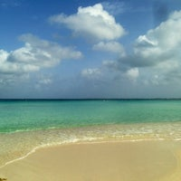 Photo taken at Grand Cayman Marriott Beach Resort by Diana B. on 6/7/2013
