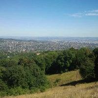 Photo taken at Normafa by Eszter L. on 9/4/2013