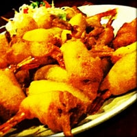 Photo taken at Sri Niara Seafood Restaurant by Afiq K. on 2/10/2013