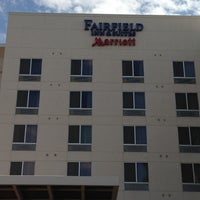 Photo taken at Fairfield Inn & Suites Phoenix Chandler/Fashion Center by Novid J. on 7/27/2013