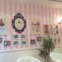 Photo taken at a Cup Of Cake by nada a. on 9/21/2013